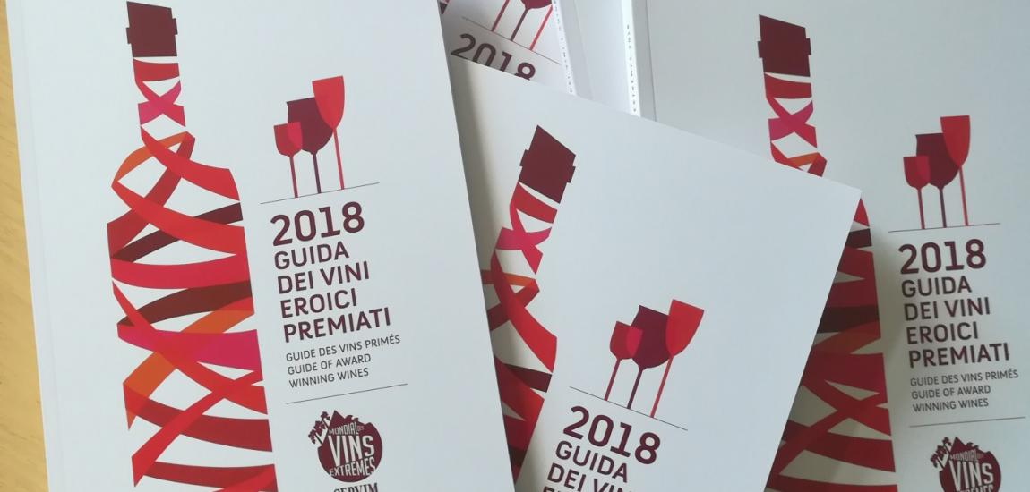 Guide of award-winning wines